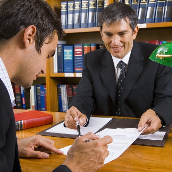 How to Draw Up a Legal Contract for a Business Investment Your - business investment contract