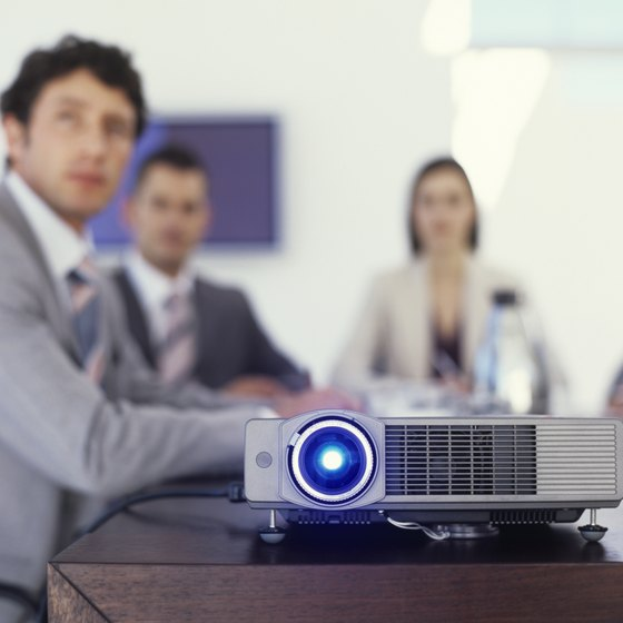 What Is a Good Slide Show Projector for a Laptop Presentation - presentation projectors