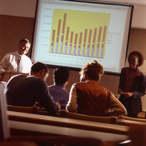 Good Projectors to Hook Up to a PC With PowerPoint Your Business
