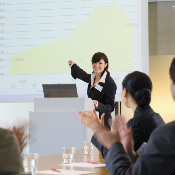 Characteristics of a Sales Presentation Your Business - sales presentation