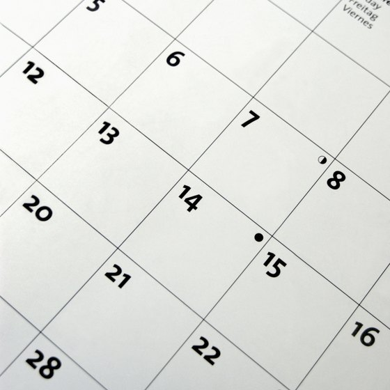 How to Make a Calendar in PowerPoint Your Business