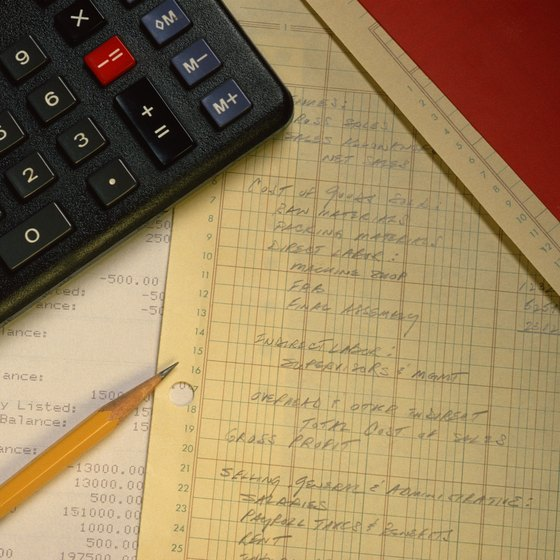 Calculating the Assets or Net Worth of a Company Your Business
