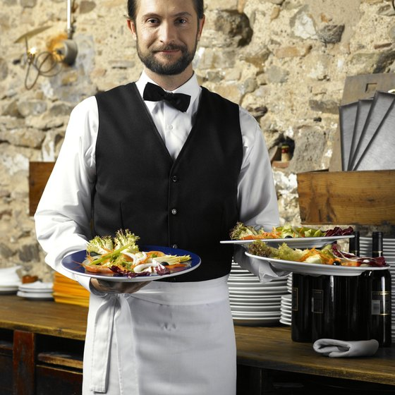 Should Servers Wear Beards in a Restaurant? Your Business