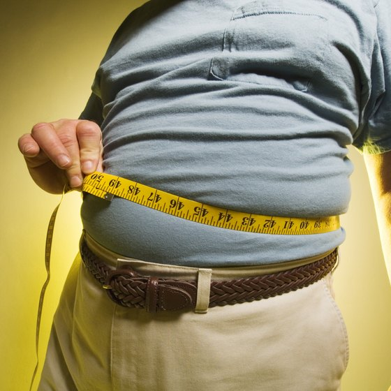 Age vs Weight Measurements in Adults Healthy Living