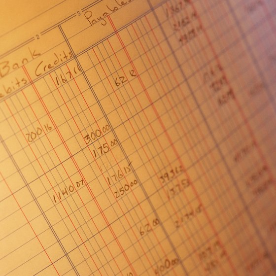 How to Read a Ledger Your Business