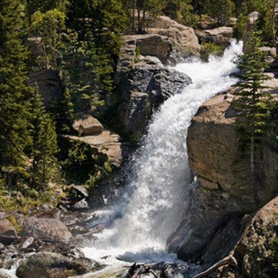 Portland Oregon Fall Had Wallpaper Waterfalls In Rocky Mountain National Park Usa Today