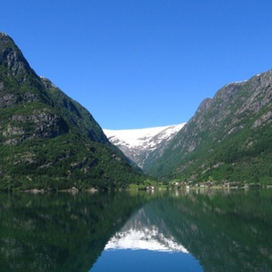 Famous Fjords in Norway USA Today - fjord