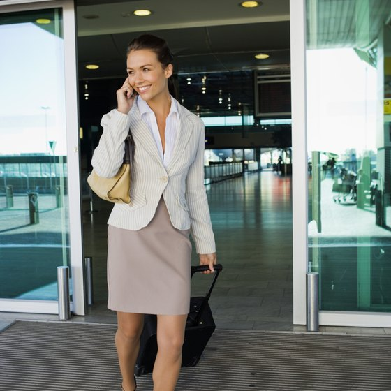 Business Travel Packing List USA Today