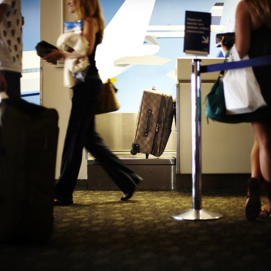 What Rights Do I Have If My Luggage Is Lost? USA Today