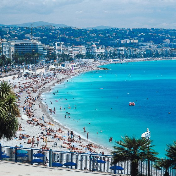 Camp Sites France Hotels On The Cote D'azur | Usa Today