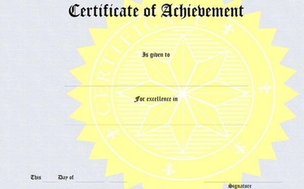 Cómo hacer un certificado usando Microsoft Word Techlandia - certificado de reconocimiento para imprimir