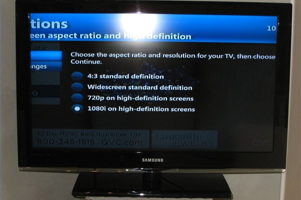 How to Adjust Uverse Aspect Ratio (HD settings) It Still Works