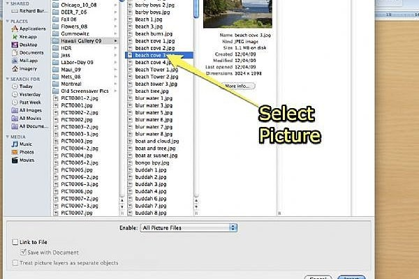 How to Create an e-Photo Book With Microsoft Word It Still Works - microsoft word book template