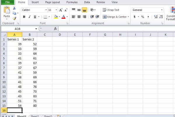 How to Plot Multiple Lines on an Excel Graph It Still Works
