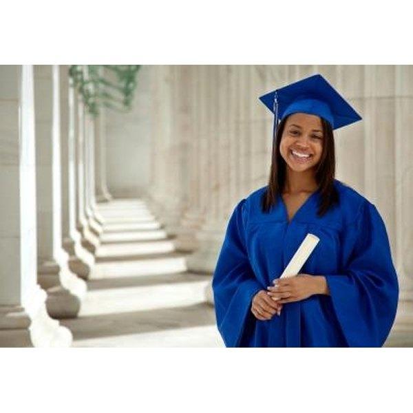 How to Stuff Graduation Invitations Synonym