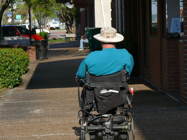 What Deductions Can You Claim for Being a Disabled Person? Finance