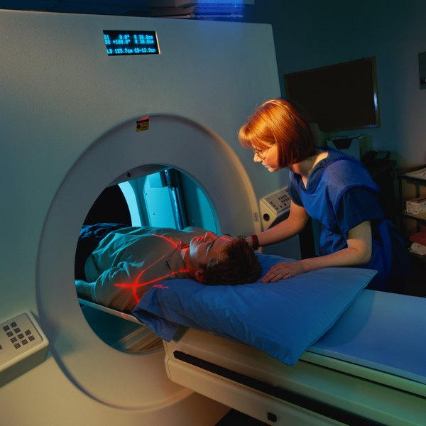 Work Conditions for Radiologists - Woman