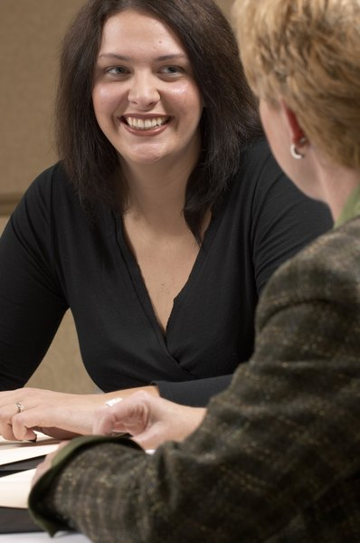 How to Show Assertiveness in a Job Interview - Woman