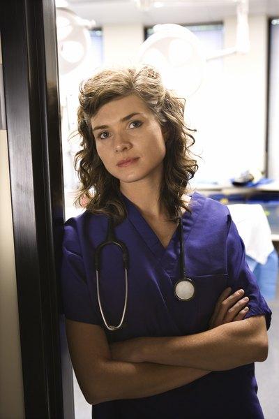 Assistant Director of Nursing Services Job Description - Woman