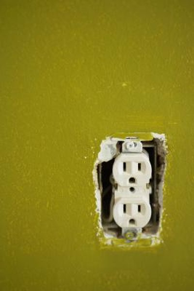 How to Disconnect Back-wiring From a Wall Outlet Home Guides SF Gate