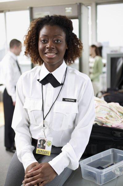 Duties of a Security Guard - Woman