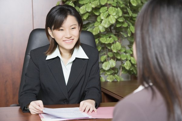 Tips for Interviewing for an Internal Promotion - Woman