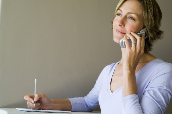 How to Schedule a Job Interview Appointment - Woman