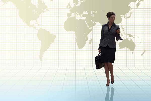 Objectives for a Job in International Affairs - Woman