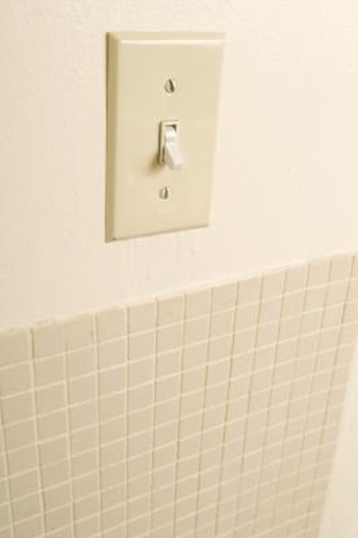 How to Wire a Bathroom Fan to an Existing Light Home Guides SF Gate