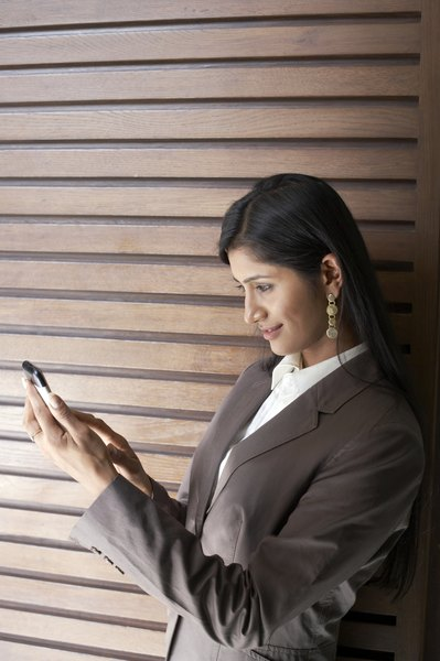 Examples of Professionalism in the Workplace - Woman