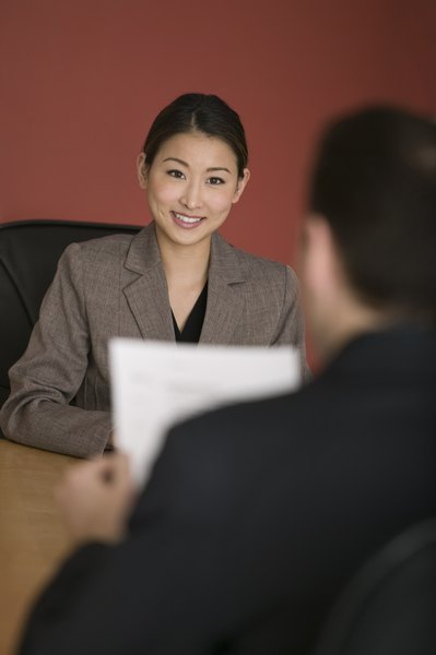 Interview Questions  Answers for Nurses - Woman