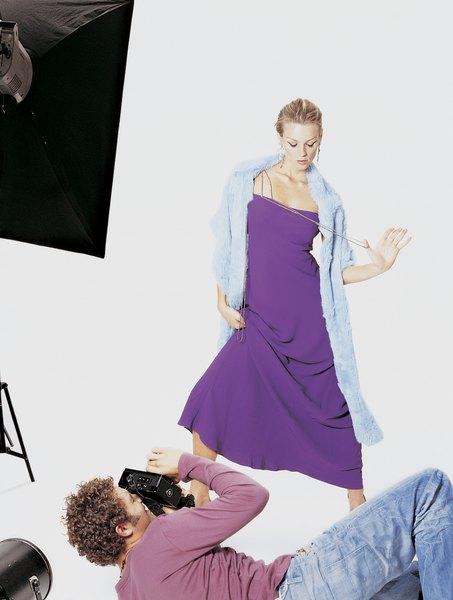 The Model Booker Job Description - Woman