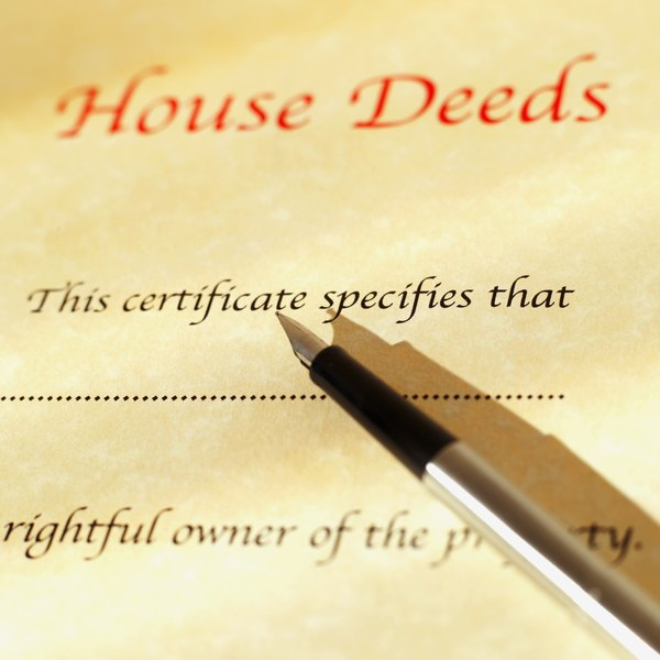 What If the Description in a Deed Is Incorrect? Home Guides SF Gate