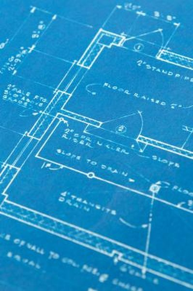 How to Indicate a Light Switch on an Architectural Floor Plan Home
