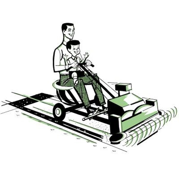 Location of the Fuse in a Riding Lawn Mower Home Guides SF Gate