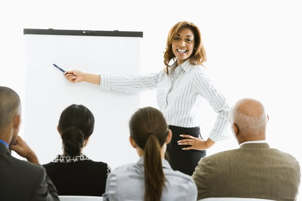 The Do\u0027s and Don\u0027ts of a Job Interview Technical Presentation - Woman