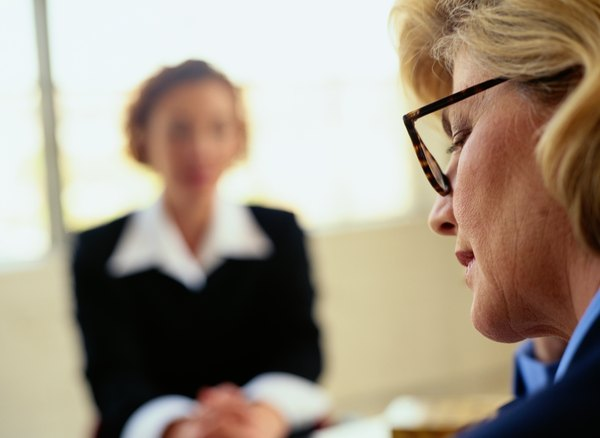 How to Impress Your Boss at an Interview - Woman