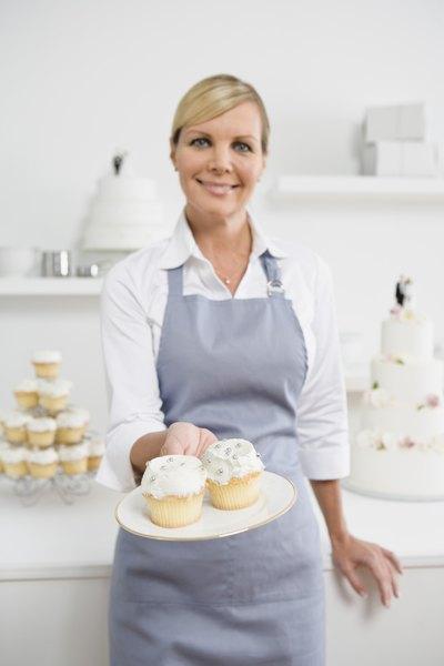 Pastry Chef Job Description - Woman