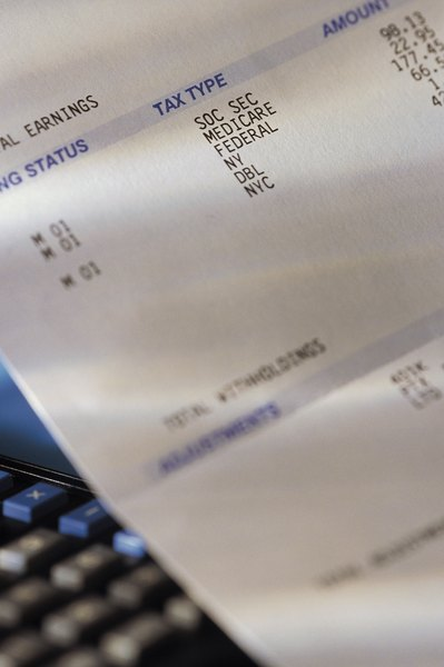 How to Calculate the Taxes on Overtime - Budgeting Money - payroll tax calculator nyc