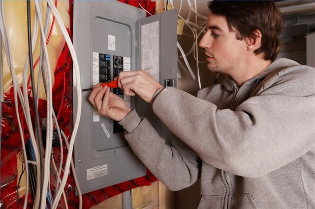 How to Find the Fuse Box or Circuit Breaker Box eHow