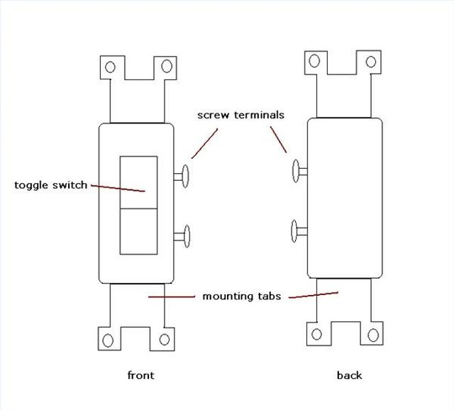 How to Wire a Light Switch and Outside Light Together eHow