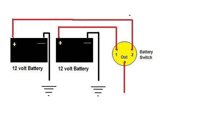 How to Wire a Marine Battery Switch It Still Runs