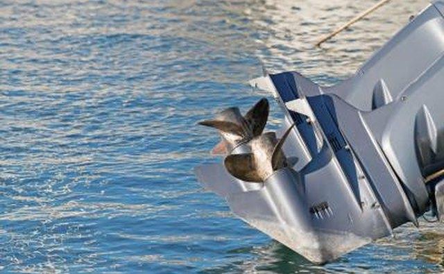 Substitutes for Outboard Tilt Trim Oil It Still Runs