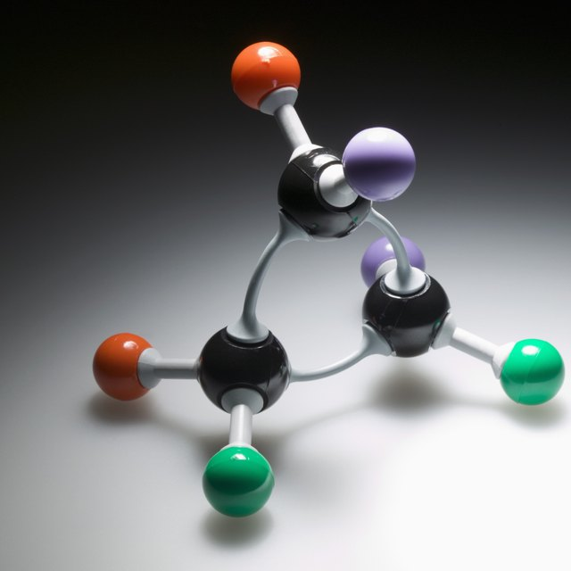 How to Identify the Parts of an Atom Sciencing