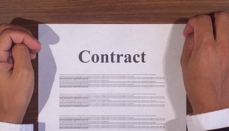 How to Create a Contract Agreement Legalbeagle