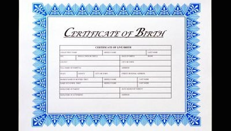 How to Get Replacement Birth Certificates in Cook County, Illinois - birth certificate