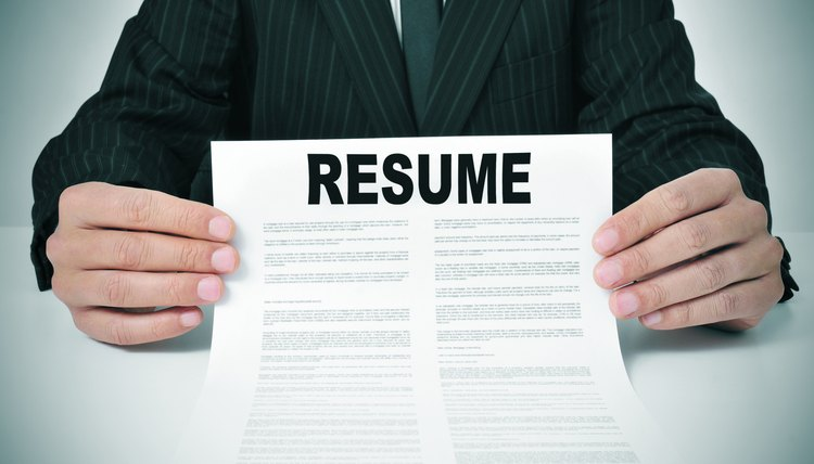 How to Write a Great Resume Without a College Degree Career Trend