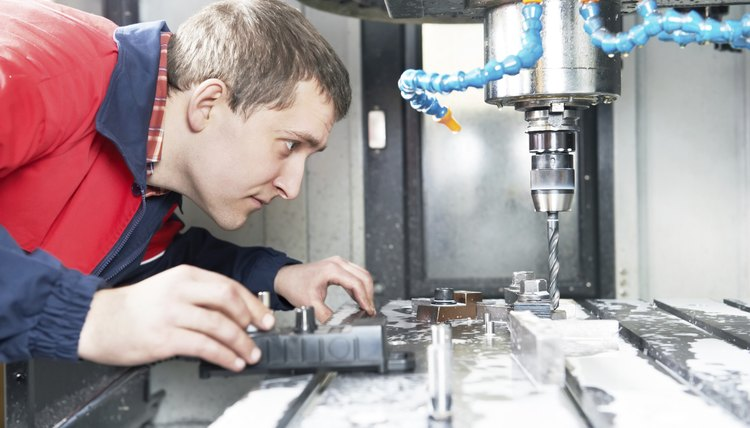 A Job Description for a CNC Machine Operator Career Trend - machine operator job description