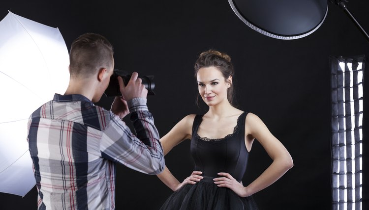 Job Description of Fashion Photographers Career Trend