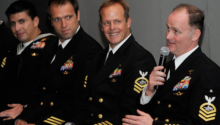 Pay Scale for Navy SEALS Career Trend